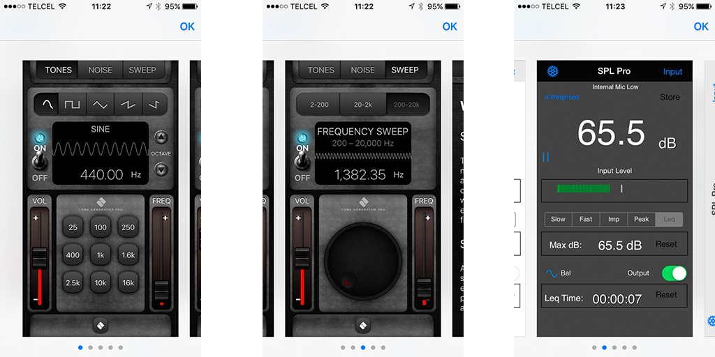Apps Audio