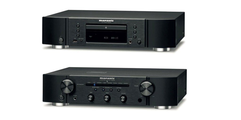 Marantz CD6006 PM6006