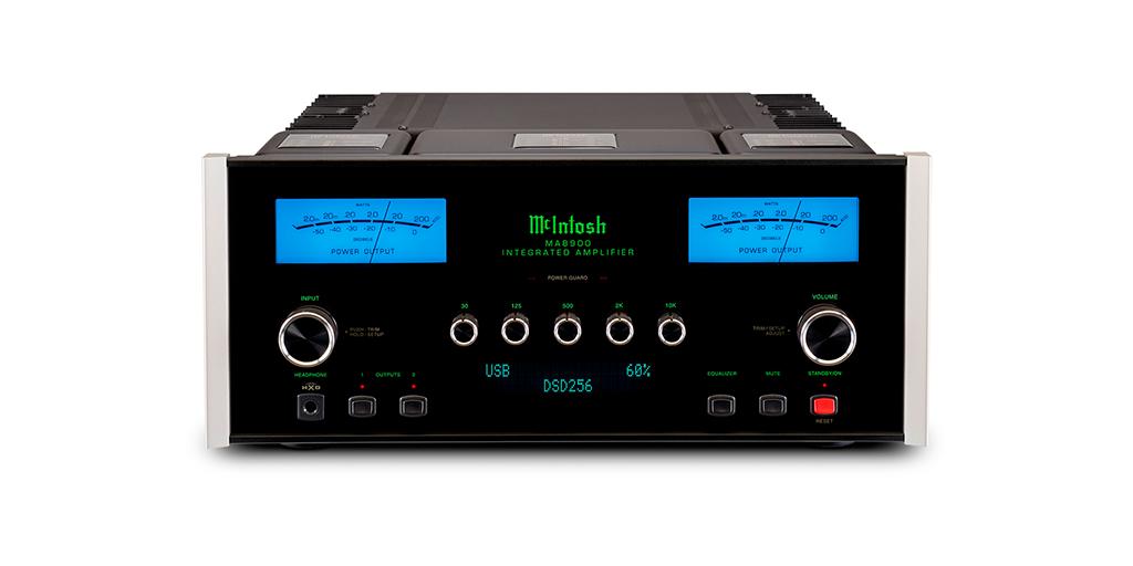 Resultado de imagen para mcintosh MA8900 Amplificador Integrado