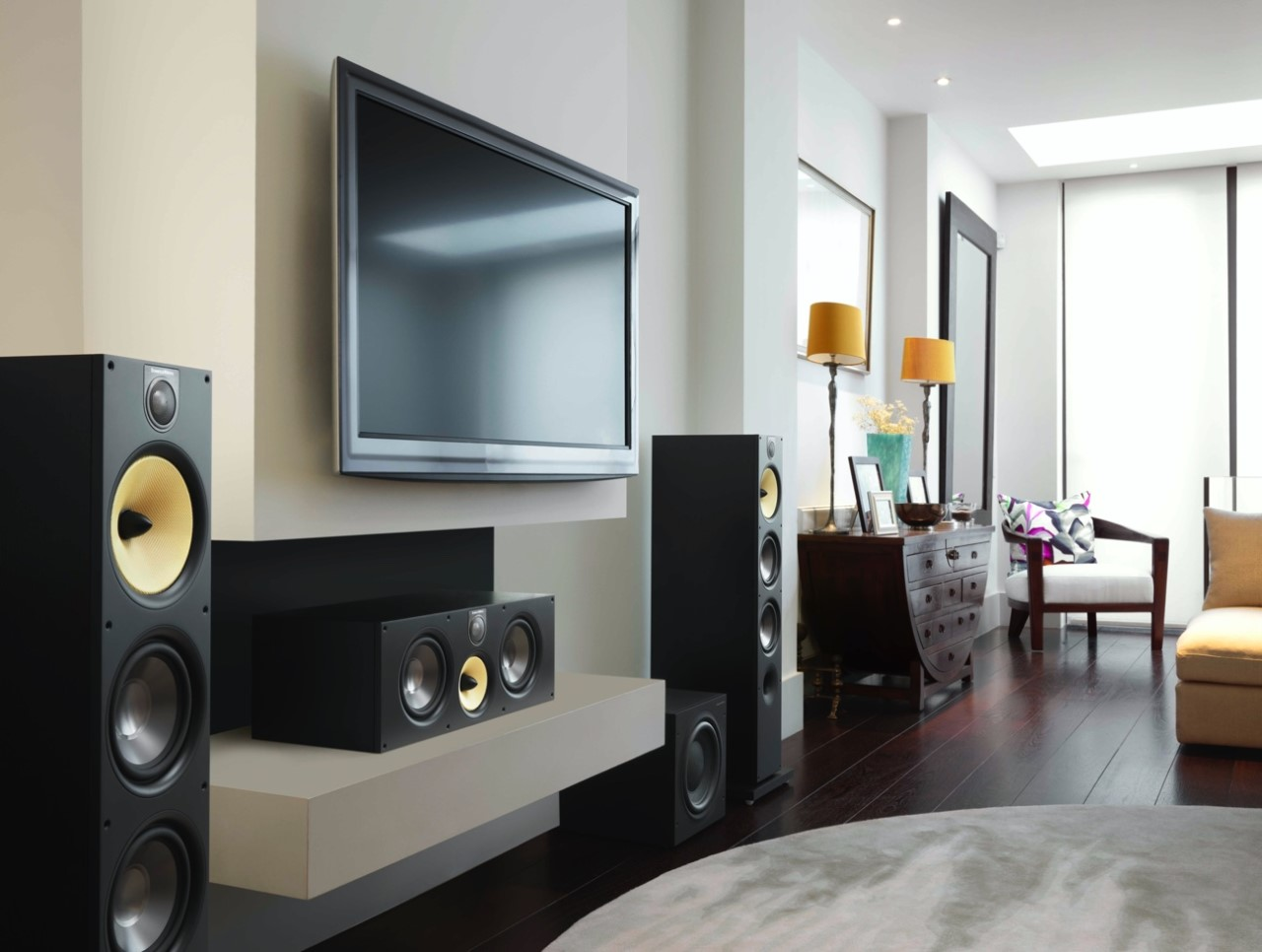 thumbnail bowerswilkins black 683 theatre wide