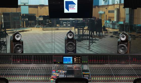 Las 800D3 de Bowers & Wilkins se instalan nuevamente en Abbey Road
